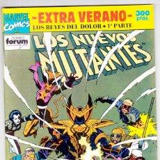 Cómics: NUEVOS MUTANTES EXTRA VERANO FORUM. Lote 173540472