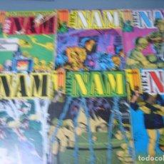 Comics : VIET NAM. 6 RETAPADOS CON LOS Nº 1 A 30. VIETNAM.. Lote 188523286