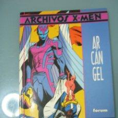 Cómics: ARCHIVOS X-MEN. ARCANGEL.. Lote 173585304