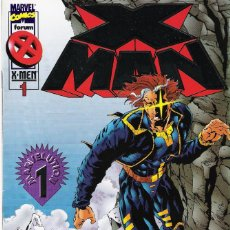 Cómics: X-MAN VOL 2 NÚMEROS DEL 1 AL 12 MARVEL-FORUM 1996-1997. Lote 173592339