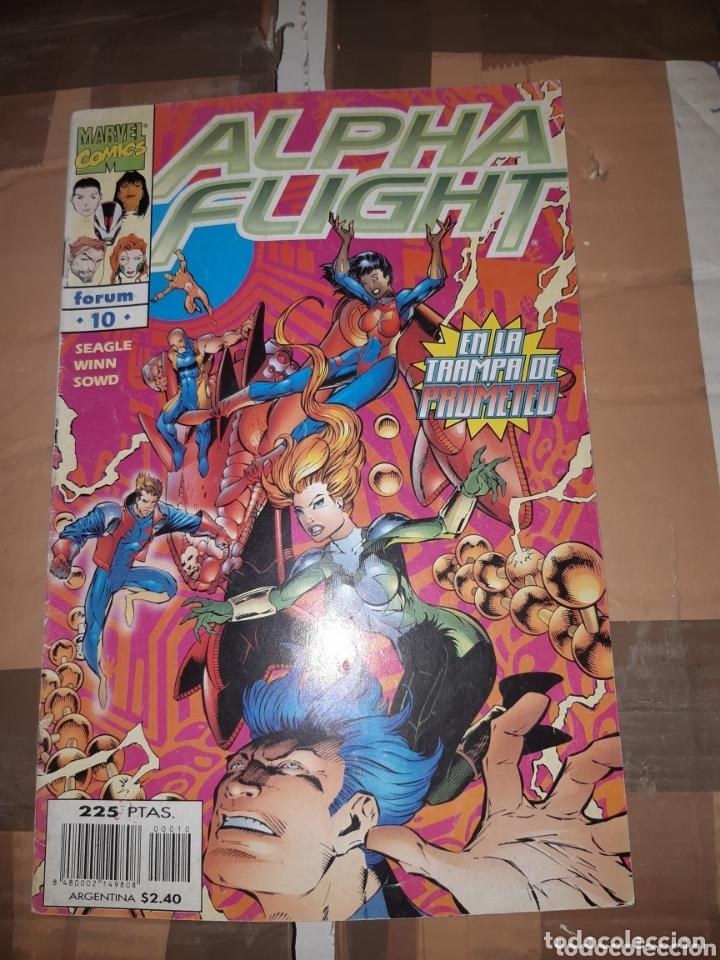 TEBEOS-CÓMICS CANDY - ALPHA FLIGHT V2 10 - FORUM - AA99 (Tebeos y Comics - Forum - Alpha Flight)