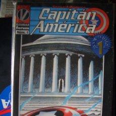 Cómics: CAPITÁN AMÉRICA MARK WAID Y RON GARNEY #1-11 (FORUM, 1996-1997). Lote 173626933
