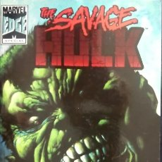 Cómics: THE SAVAGE HULK DE PETER DAVID & HUMBERTO RAMOS & PASQUAL FERRY COMICS FORUM. Lote 173656630