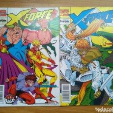 Cómics: X-FORCE VOL. 1 #5-10. Lote 173669197