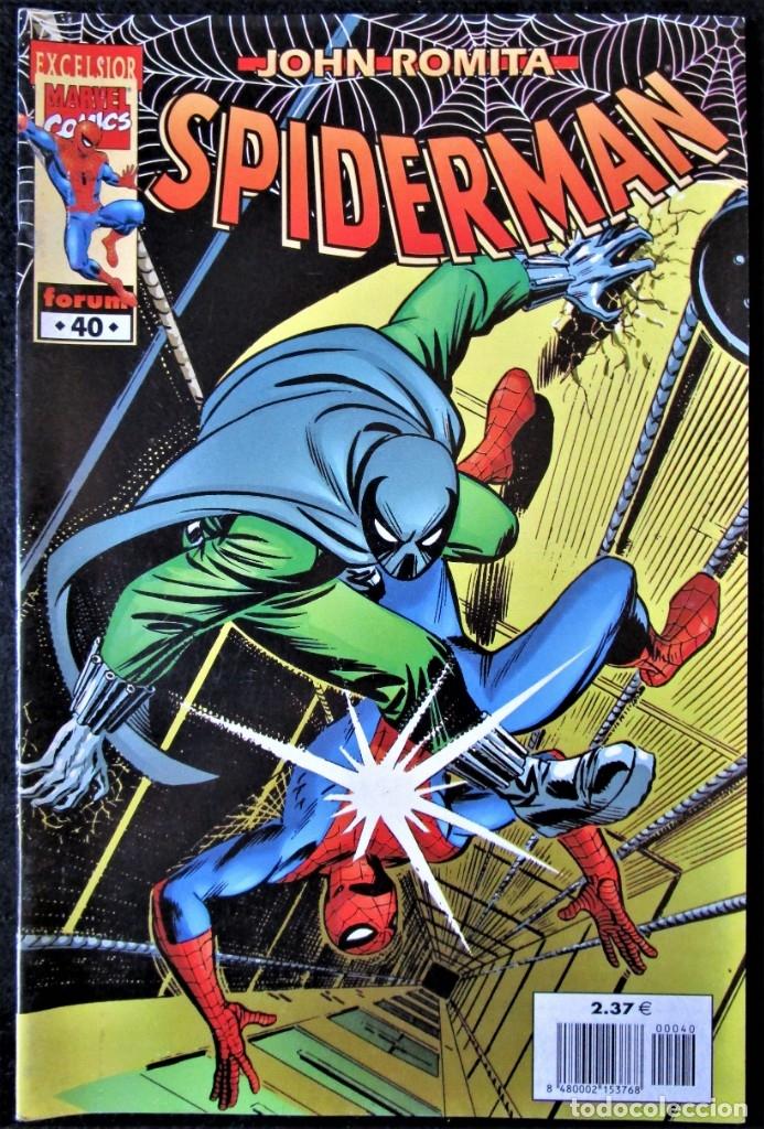 JOHN ROMITA - SPIDERMAN Nº 40 - FORUM 2002 (Tebeos y Comics - Forum - Spiderman)