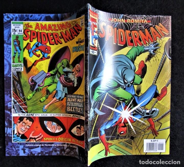 Cómics: JOHN ROMITA - SPIDERMAN Nº 40 - FORUM 2002 - Foto 2 - 173682580