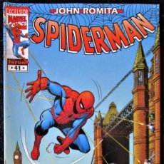 Cómics: JOHN ROMITA - SPIDERMAN Nº 41 - FORUM 2002. Lote 173682583