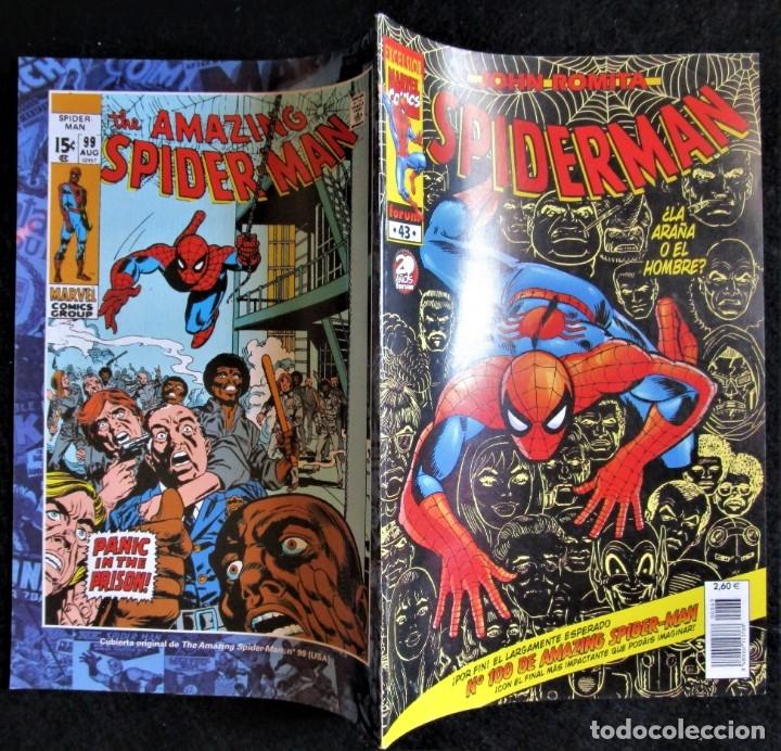 Cómics: JOHN ROMITA - SPIDERMAN Nº 43 - FORUM 2002 ''BUEN ESTADO'' - Foto 2 - 173682598