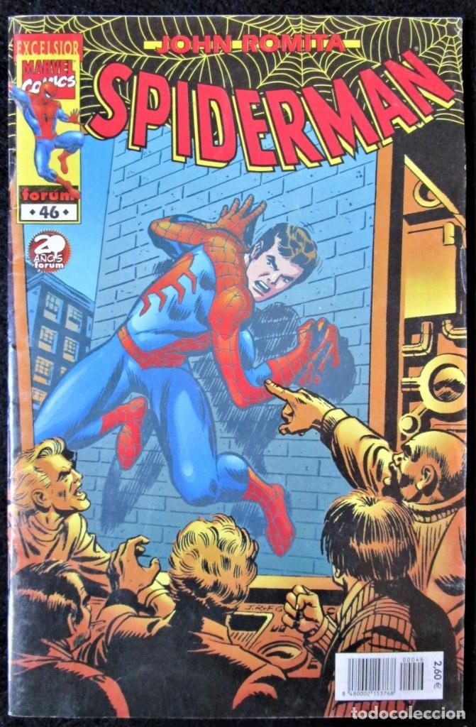 JOHN ROMITA - SPIDERMAN Nº 46 - FORUM 2002 (Tebeos y Comics - Forum - Spiderman)