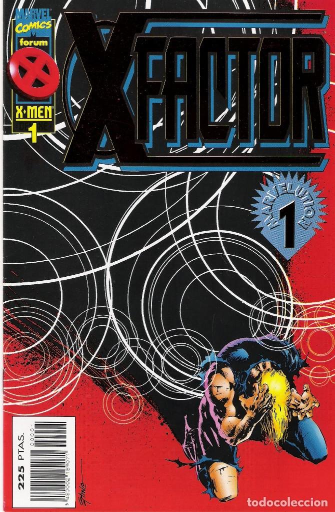 X-FACTOR VOL 2 MARVEL-FORUM NÚMEROS 1 A 12 - 1996/1997 (Tebeos y Comics - Forum - X-Men)
