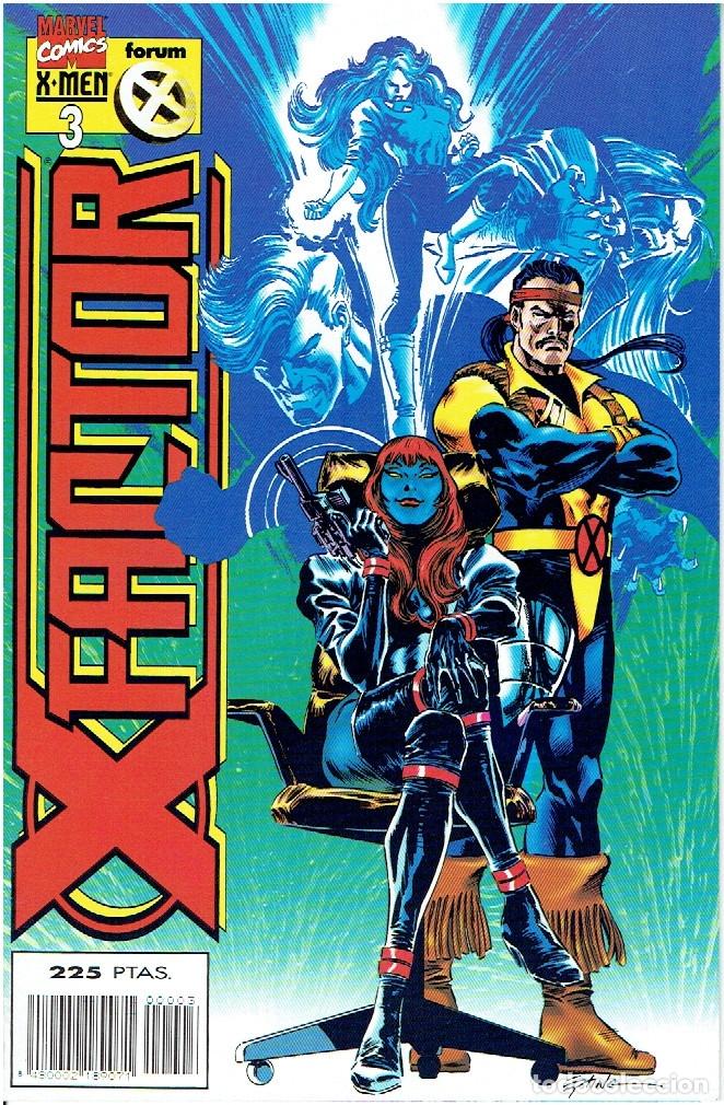 Cómics: X-FACTOR VOL 2 MARVEL-FORUM NÚMEROS 1 A 12 - 1996/1997 - Foto 3 - 173846660