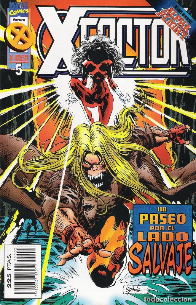 Cómics: X-FACTOR VOL 2 MARVEL-FORUM NÚMEROS 1 A 12 - 1996/1997 - Foto 5 - 173846660