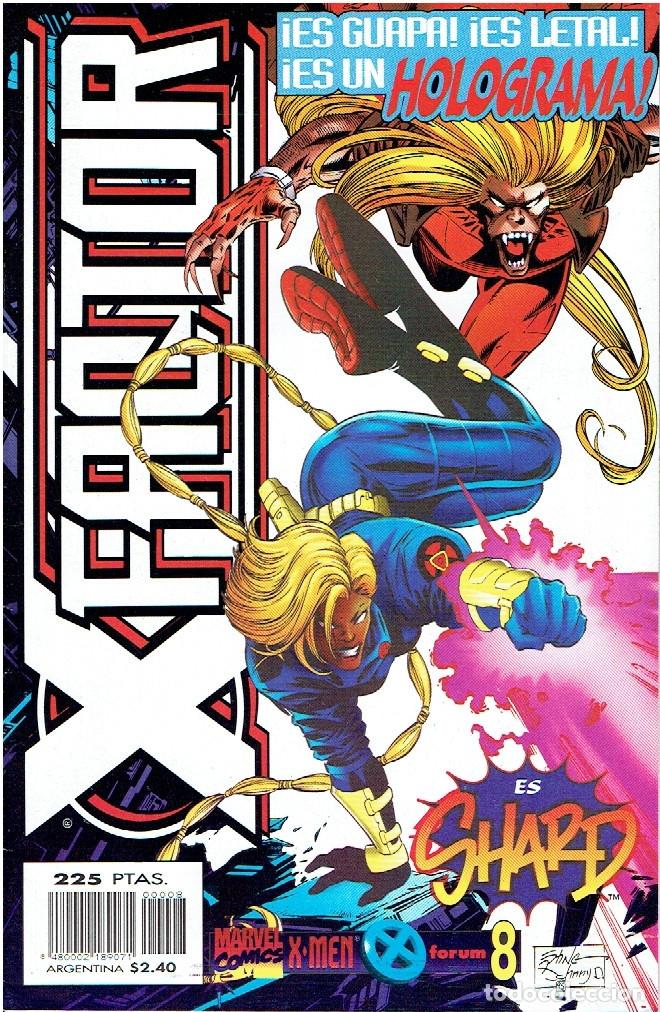Cómics: X-FACTOR VOL 2 MARVEL-FORUM NÚMEROS 1 A 12 - 1996/1997 - Foto 8 - 173846660