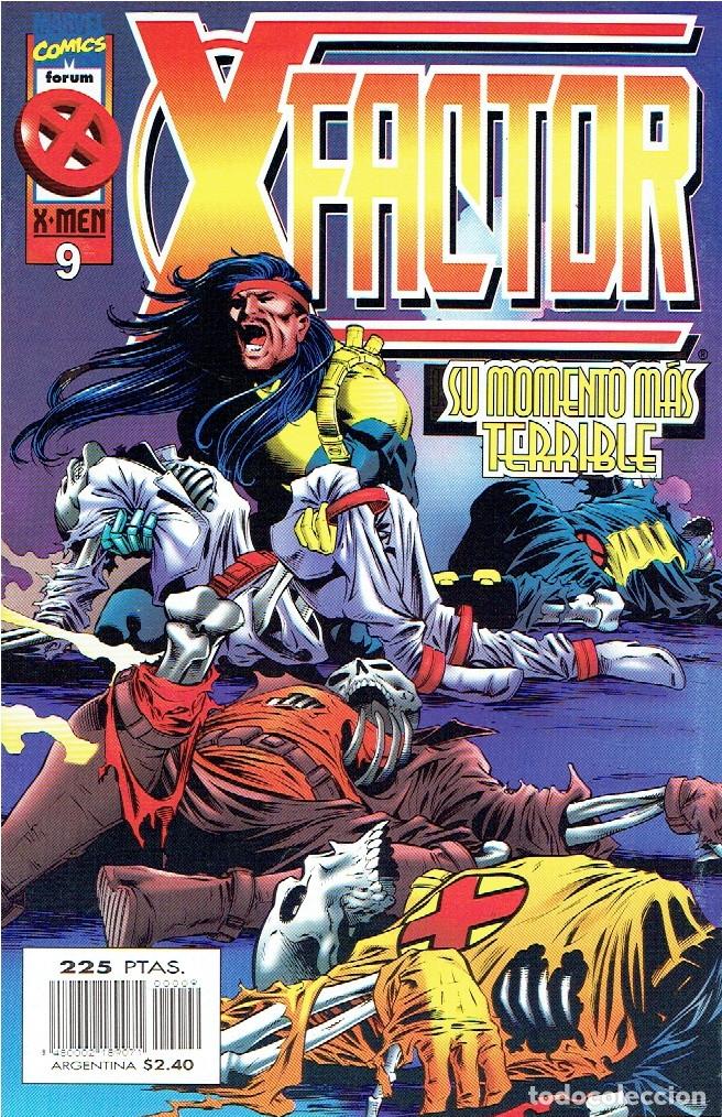 Cómics: X-FACTOR VOL 2 MARVEL-FORUM NÚMEROS 1 A 12 - 1996/1997 - Foto 9 - 173846660