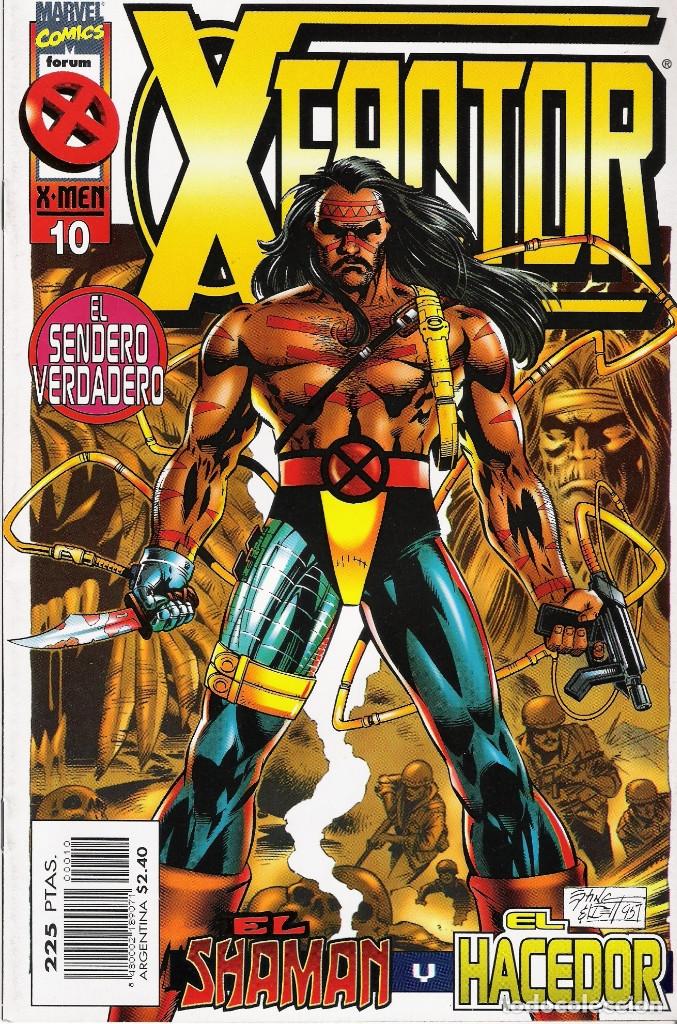 Cómics: X-FACTOR VOL 2 MARVEL-FORUM NÚMEROS 1 A 12 - 1996/1997 - Foto 10 - 173846660
