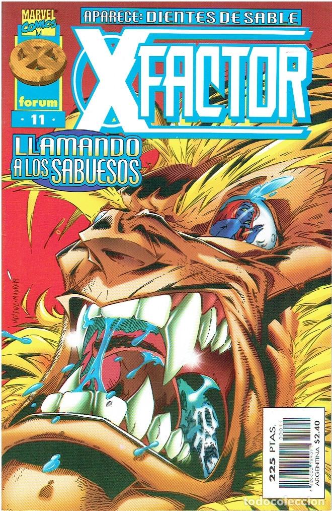 Cómics: X-FACTOR VOL 2 MARVEL-FORUM NÚMEROS 1 A 12 - 1996/1997 - Foto 11 - 173846660