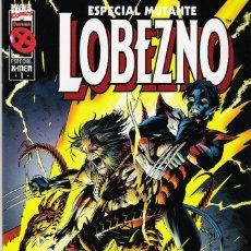 Cómics: LOBEZNO ESPECIAL MUTANTE: LA MADRIGUERA DE LOS N'GARAI ESPECIAL X-MEN 1 MARVEL-FORUM 1996. Lote 173848082