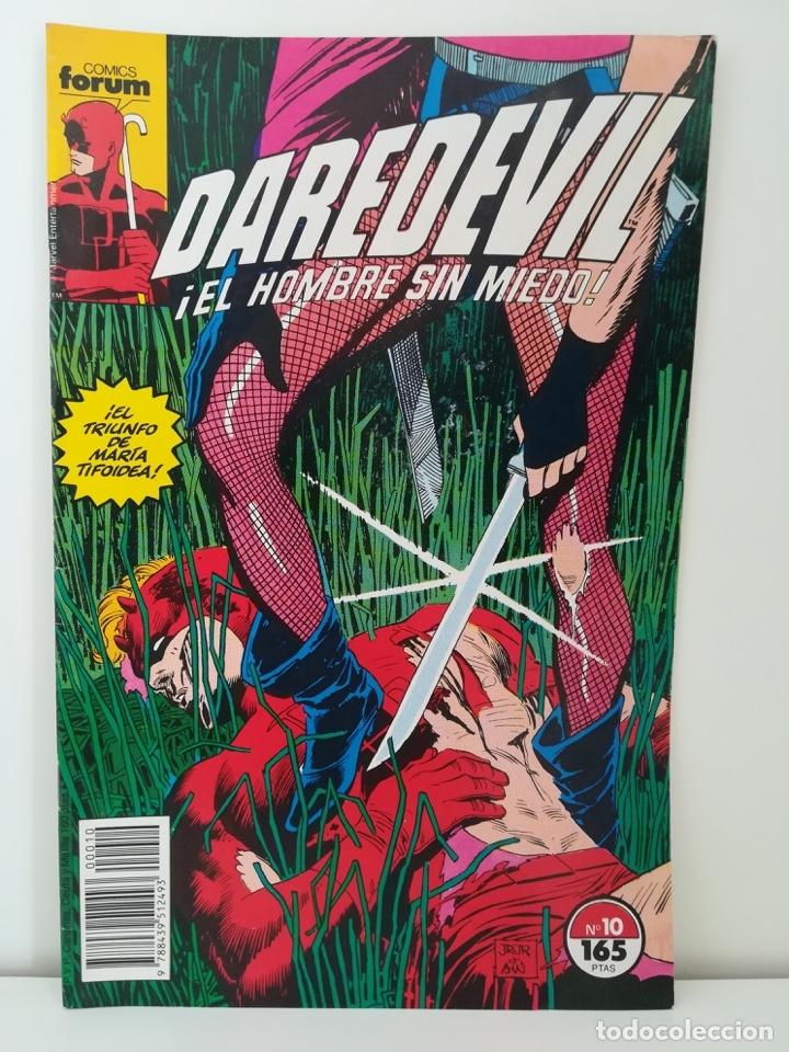 DAREDEVIL Nº 10 (Tebeos y Comics - Forum - Daredevil)