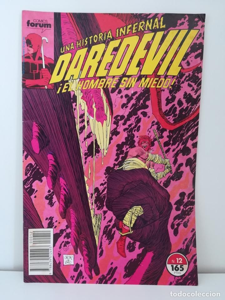 DAREDEVIL Nº 12 (Tebeos y Comics - Forum - Daredevil)