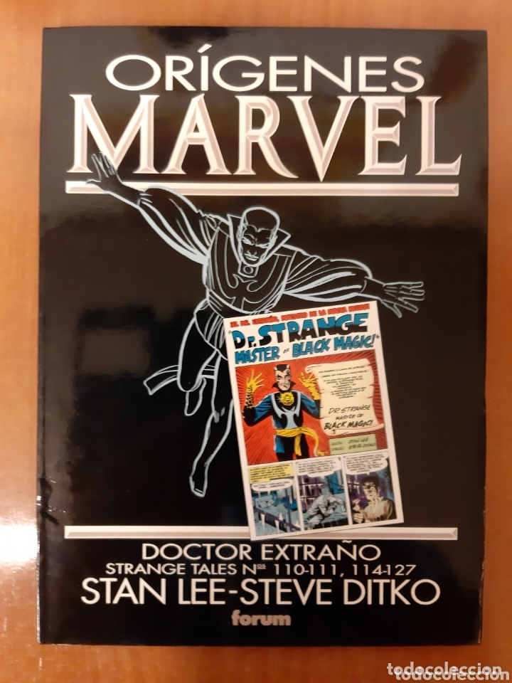 Cómics: Orígenes Marvel Fantastic Four X Men Thor Iron Man Dr Strange Capitán América - Foto 5 - 173892414