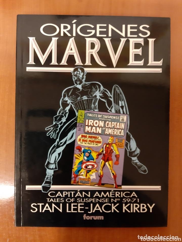 Cómics: Orígenes Marvel Fantastic Four X Men Thor Iron Man Dr Strange Capitán América - Foto 6 - 173892414