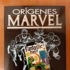 Cómics: ORÍGENES MARVEL FANTASTIC FOUR X MEN THOR IRON MAN DR STRANGE CAPITÁN AMÉRICA. Lote 173892414