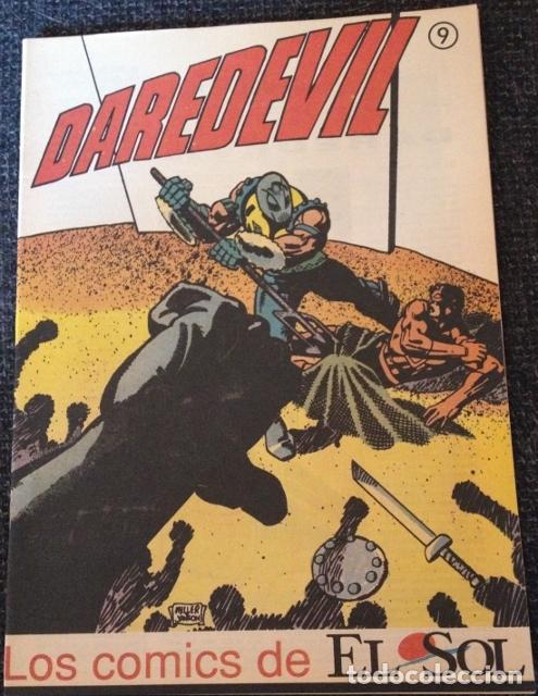 DAREDEVIL Nº 9. (Tebeos y Comics - Forum - Daredevil)