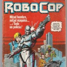 Comics : ROBOCOP. VERSIÓN OFICIAL EN COMIC DE LA PELÍCULA . FORUM.(ST/A00B). Lote 173907112