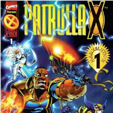 Cómics: PATRULLA X VOL2 MARVEL-FORUM NÚMEROS 1 AL 12 MARVELUTION 1 - 1996/97. Lote 173935593