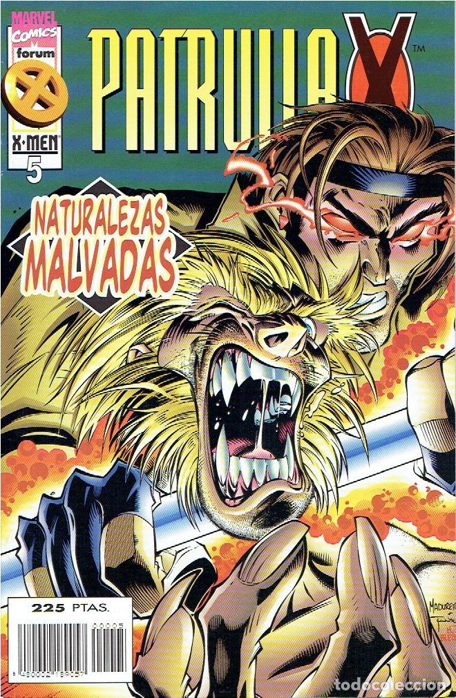 Cómics: PATRULLA X VOL2 MARVEL-FORUM NÚMEROS 1 AL 12 MARVELUTION 1 - 1996/97 - Foto 5 - 173935593