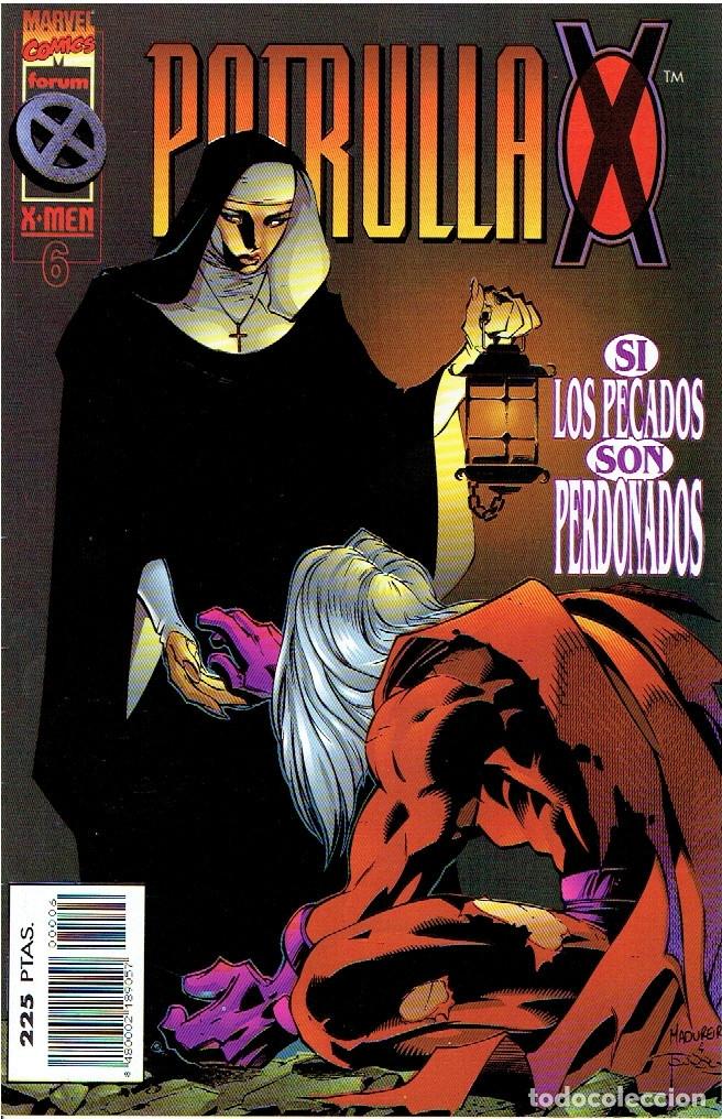 Cómics: PATRULLA X VOL2 MARVEL-FORUM NÚMEROS 1 AL 12 MARVELUTION 1 - 1996/97 - Foto 6 - 173935593