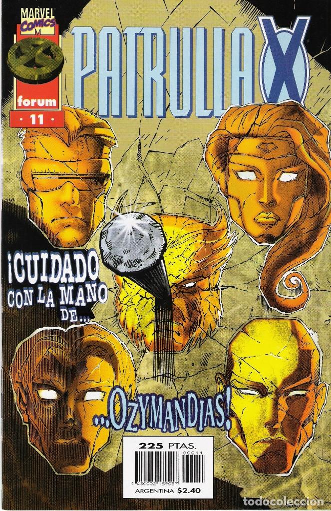 Cómics: PATRULLA X VOL2 MARVEL-FORUM NÚMEROS 1 AL 12 MARVELUTION 1 - 1996/97 - Foto 11 - 173935593