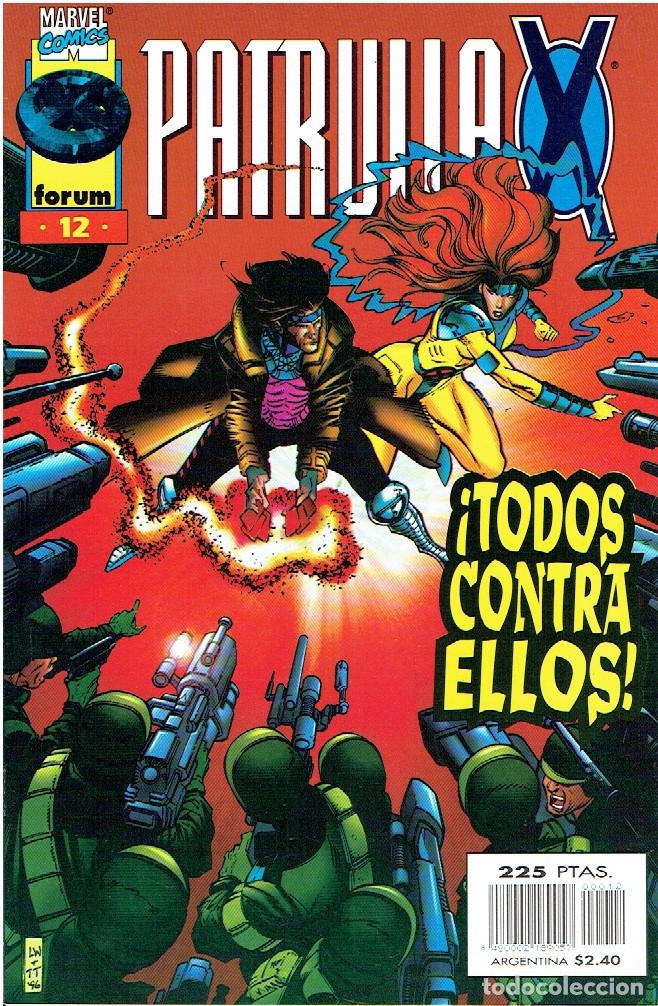 Cómics: PATRULLA X VOL2 MARVEL-FORUM NÚMEROS 1 AL 12 MARVELUTION 1 - 1996/97 - Foto 12 - 173935593