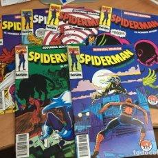 Cómics: SPIDERMAN LOTE Nº 1, 2, 5, 6, 7 Y 8 SEGUNDA EDICION (ED. FORUM) (COIB26). Lote 173957495