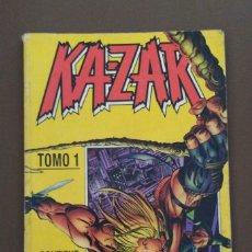 Cómics: KAZAR TOMO 1. CONTIENE LOS NUMEROS DEL 1 AL 5. FORUM . Lote 173958815