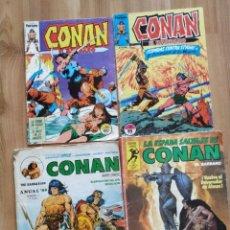 Cómics: LOTE DE 25 NUMEROS DE CONAN. FORUM Y VERTICE. . Lote 173960435