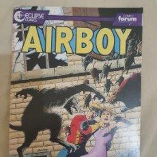Cómics: AIRBOY 10. Lote 173961734