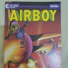 Cómics: AIRBOY 9. Lote 173961795
