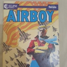 Cómics: AIRBOY 4. Lote 173962178
