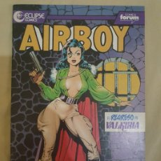 Cómics: AIRBOY 3. Lote 173962243