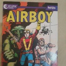 Cómics: AIRBOY 2. Lote 173962325