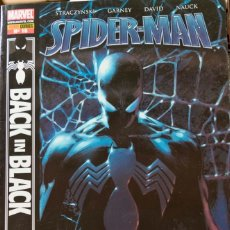 Cómics: SIPDERMAN 17 V2 BLACK IN BLACK 3-5 PANINICOMIC. Lote 174010492