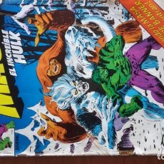 Cómics: CINCO ANTIGUO HULK. Lote 174027464