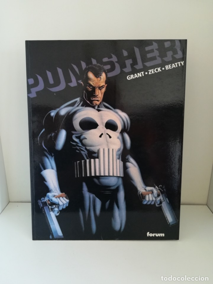 NOVELAS GRAFICAS, PUNISHER EL REGRESO DE GRAN NADA (Tebeos y Comics - Forum - Prestiges y Tomos)