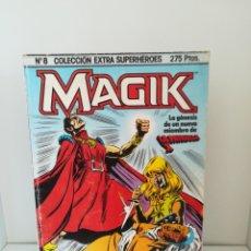 Cómics: COLECCIÓN EXTRA SUPERHÉROES Nº 8 MAGIK LOBEZNO. Lote 174032300