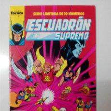 Cómics: ESCUADRÓN SUPREMO N°1. Lote 174037173