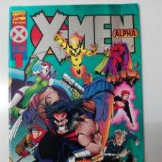 Cómics: X-MEN ALPHA N°1. Lote 174038159