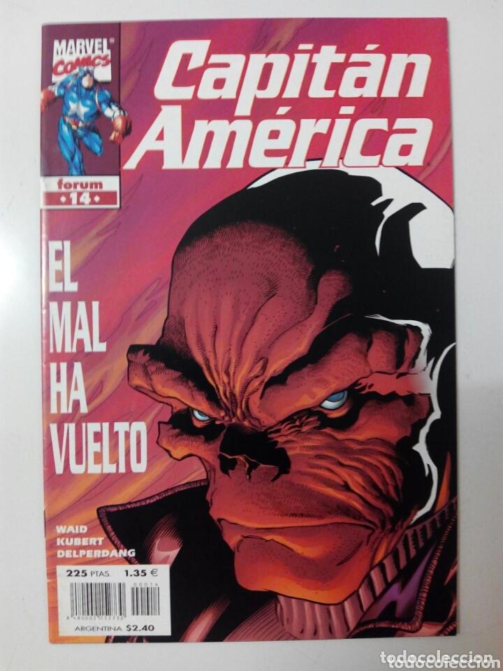 CAPITÁN AMÉRICA 14 VOLUMEN 4 VOL IV (Tebeos y Comics - Forum - Capitán América)