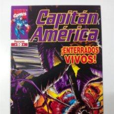 Cómics: CAPITÁN AMÉRICA 10 VOL IV VOLUMEN 4. Lote 174099028