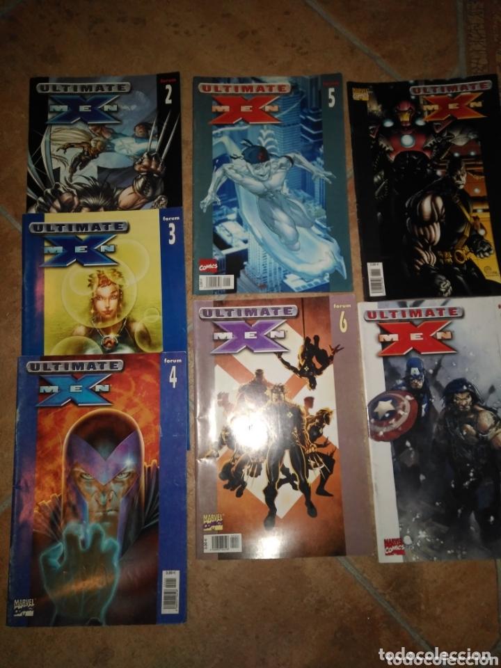 ULTIMATE X MEN (Tebeos y Comics - Forum - X-Men)